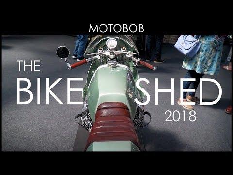 The Bike Shed Show 2018 Vlog - Tobacco Dock