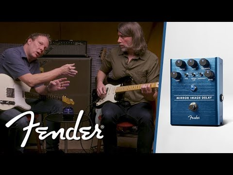 The Mirror Image Delay | Effect Pedals | Fender