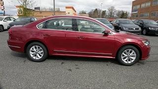 2017 Volkswagen Passat Baltimore, Catonsville, Laurel, Silver Spring, Glen Burnie MD V70449
