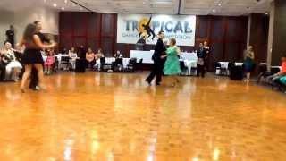 Bateria de swing Tropical Dance Competition