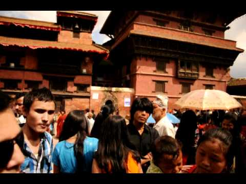 Teej Festival in Pathan, Nepal, 2011