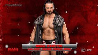 #WWE: Drew McIntyre 11th Theme - Gallantry (Defining Moment Remix) [HQ + Arena Effects]