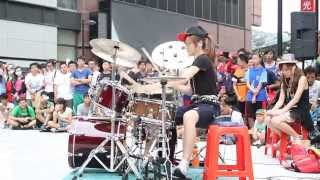 Roly Poly (T-ara) Drum Cover - S.White