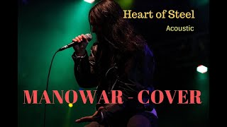 Heart of Steel Manowar vocal - Túlio Tôrres