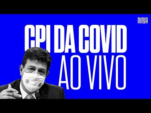 CPI Da Pandemia - Mandetta e Teich falam hoje como testemunhas