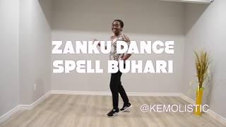 ZANKU LEGWORK DANCE - Spell Buhari Don Jazzy Mashup