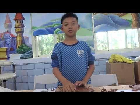 西遊記陶板製作2 - YouTube