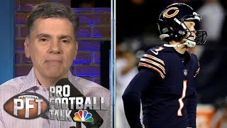 What If: Chicago Bears don't miss the 'Double Doink' kick   Pro Football Talk   NBC Sports