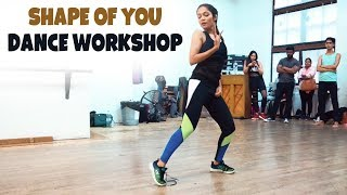 Shape Of You | Ed Sheeran | London Workshop | LiveToDance with Sonali