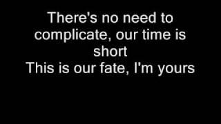 Jason Mraz - I'm Yours W/ Lyrics
