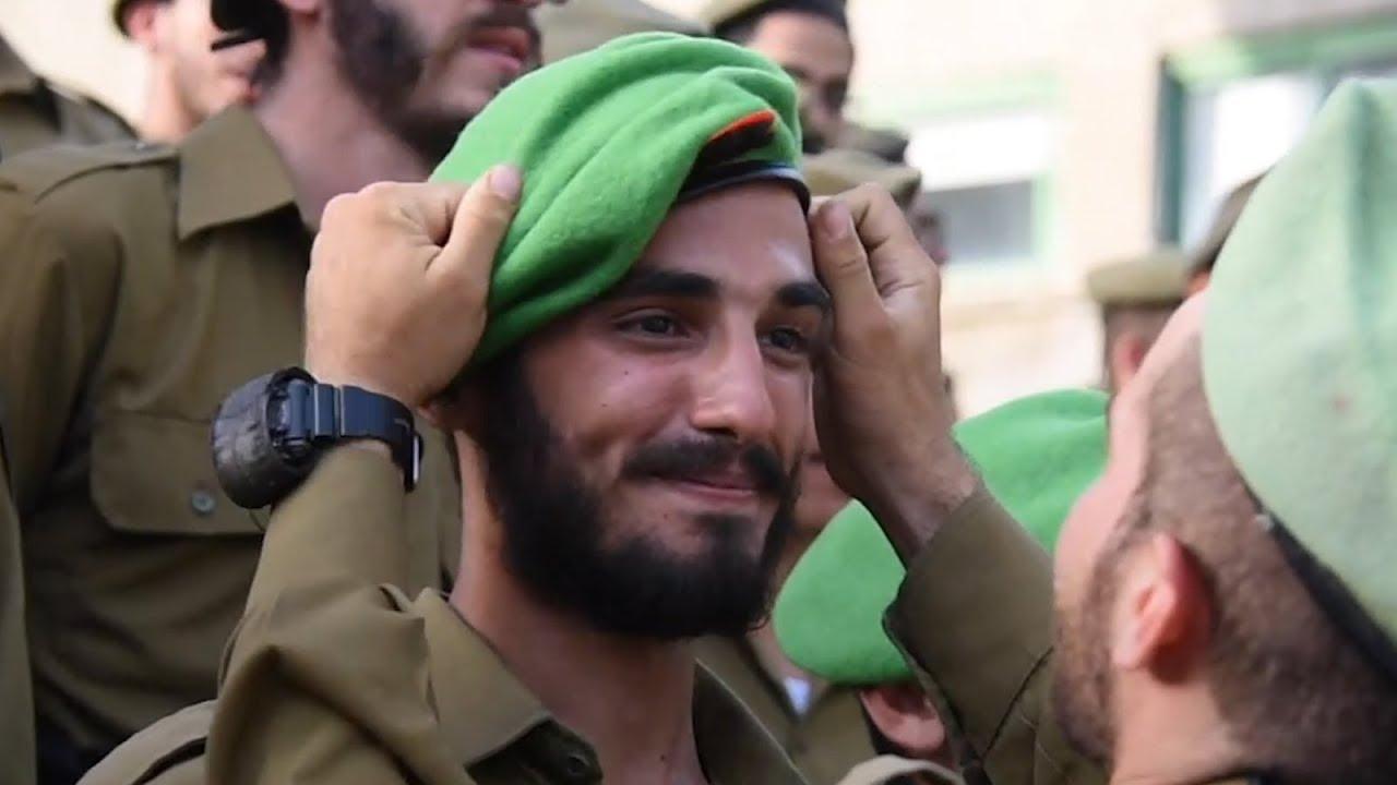 Meet Yahya, a Muslim Arab Israeli Combat Soldier