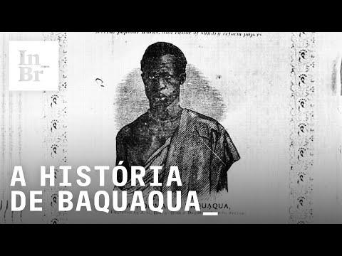 Conheça a história de Baquaqua