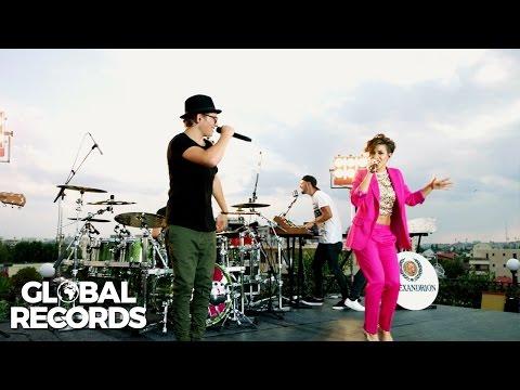 RADU & Nicoleta Nuca - Arde | #WeGlobal Live