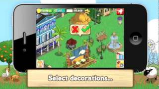 FarmVille - iPhone | iPod touch - official video game launch trailer
