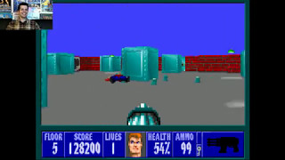 Wolfenstein 3D Jumpscare