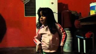 MI BEBE BAILANDO MI CHICA IDEAL DE LO BELLO CHINO Y NACHO