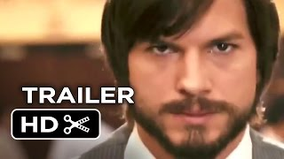 Jobs Official Trailer #2 (2013) - Ashton Kutcher Movie HD