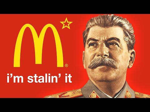Fast Food in the USSR: The History