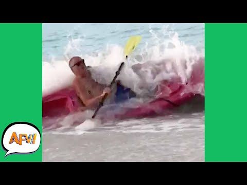WASHED UP With the FAIL! 😂 | Fails of the Week | AFV 2021