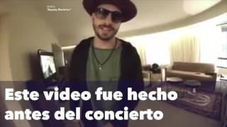 Esto fue lo que dijo Maluma de Paraguay