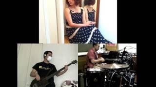 [HD]CLANNAD OP [Meg Mell] Band cover
