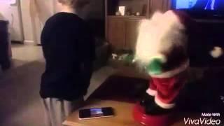 I like to move it with santa!