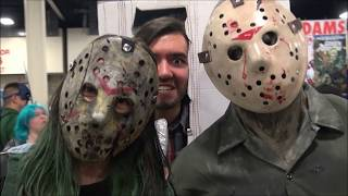 Public Trolling by Michael Myers, Jason Voorhees , Leatherface , Ghostface and Freddy Krueger