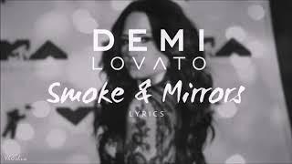 KARAOKE: Demi Lovato - Smoke & Mirrors (Lyrics)