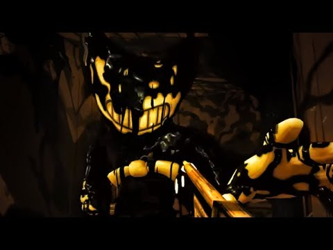 BENDY AND THE INK MACHINE CHAPTER 4 HYPE - VIDEOGAME.GUIDE