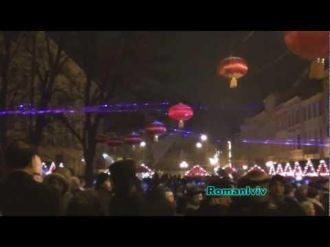 中國新年 – Chinese New Year in Ukraine 2013