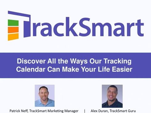 Discover All the Ways Our Tracking Calendar Can Make Your Life Easier 6.15.16