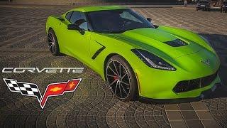 Тест-драйв от Давидыча. Chevrolet Corvette С7.