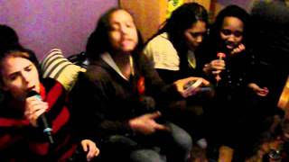SingStar Moments (Playback-Carlos Paiao)  Beaa&Eliana vs Ana e Cátia