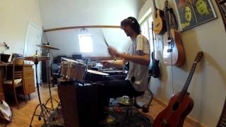 Every Other Freckle - Alt J (Drum cover)