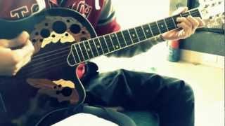 La Notte - Arisa (improvvisazione guitar cover)