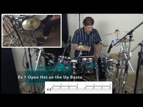 Rob Hart Drum Studio: Open & Closing The Hi-Hat - Part 1