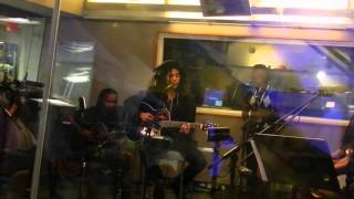 Skip Marley Performing 'Crystal Clear' Live at Sirius