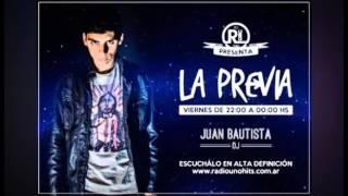 DJ JUAN BAUTISTA EN RADIO UNO