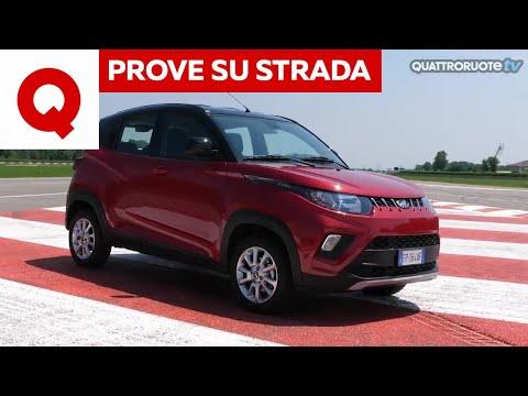 Mahindra KUV100: abbiamo provato la SUV più economica che c'è