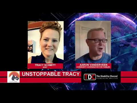, TDC – TODAY SHOW & Host Unstoppable Tracy Interviews Aaron Vanderveen, Wheelchair Accessible Homes