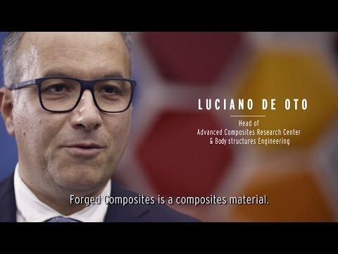 Forged Composites®: Luciano De Oto, Head of Advanced Composites Lamborghini