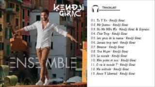 Kendji Girac -  Les yeux de la mama (Track 05  -  Ensemble)