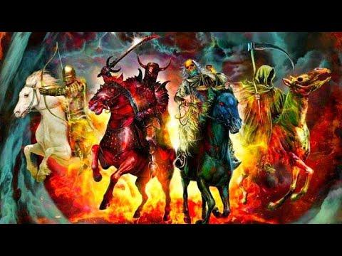 Sagrada Escritura e a Visão de São João sobre os Quatro Cavaleiros do Apocalipse