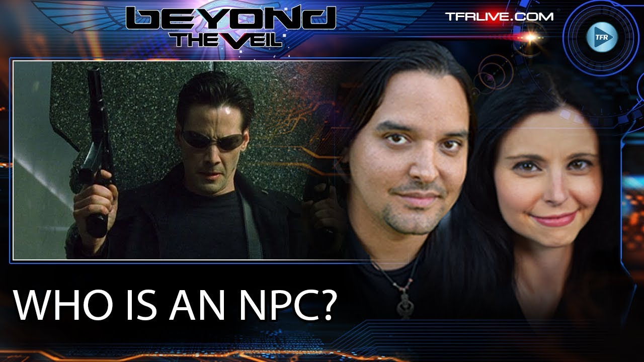 Who Is a Non Player Character In the Matrix ?