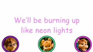 Chipettes - Neon Lights