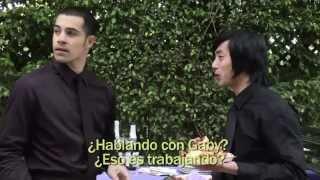 """Serie """"Inglés Ya!"""" para aprender Inglés. Telenovela Episodio 7 """"Invitaciones"""""""