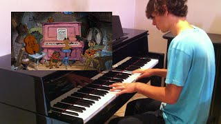 Everybody Wants To Be A Cat - Piano Solo