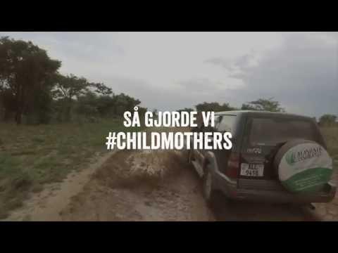 #childmothers - bakom kulisserna svensk text