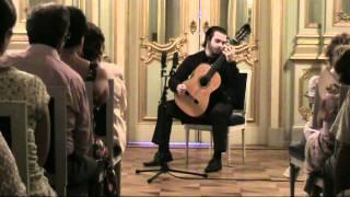 Estudo nº12 Villa Lobos - Ruben Bettencourt,  Concerto Palácio Foz - Lisboa/Lisbon - RDP Antena 2