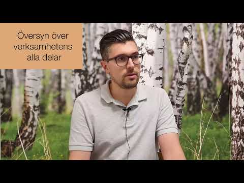 Fredrik från ICA Maxi i Lindhagen berättar om lyckade nattvandringar för energieffektivisering.